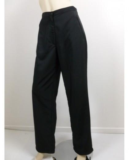Pantalon femme Lewinger noir GRANDE TAILLE