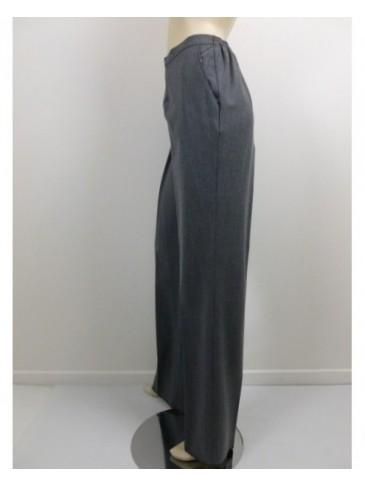 Pantalon femme Griffon gris GRANDE TAILLE