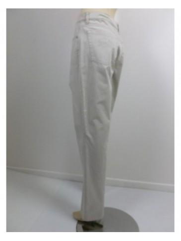 Pantalon femme Pionier beige GRANDE TAILLE