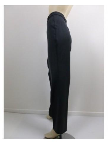 Pantalon femme Christine Laure 55169 gris GRANDE TAILLE